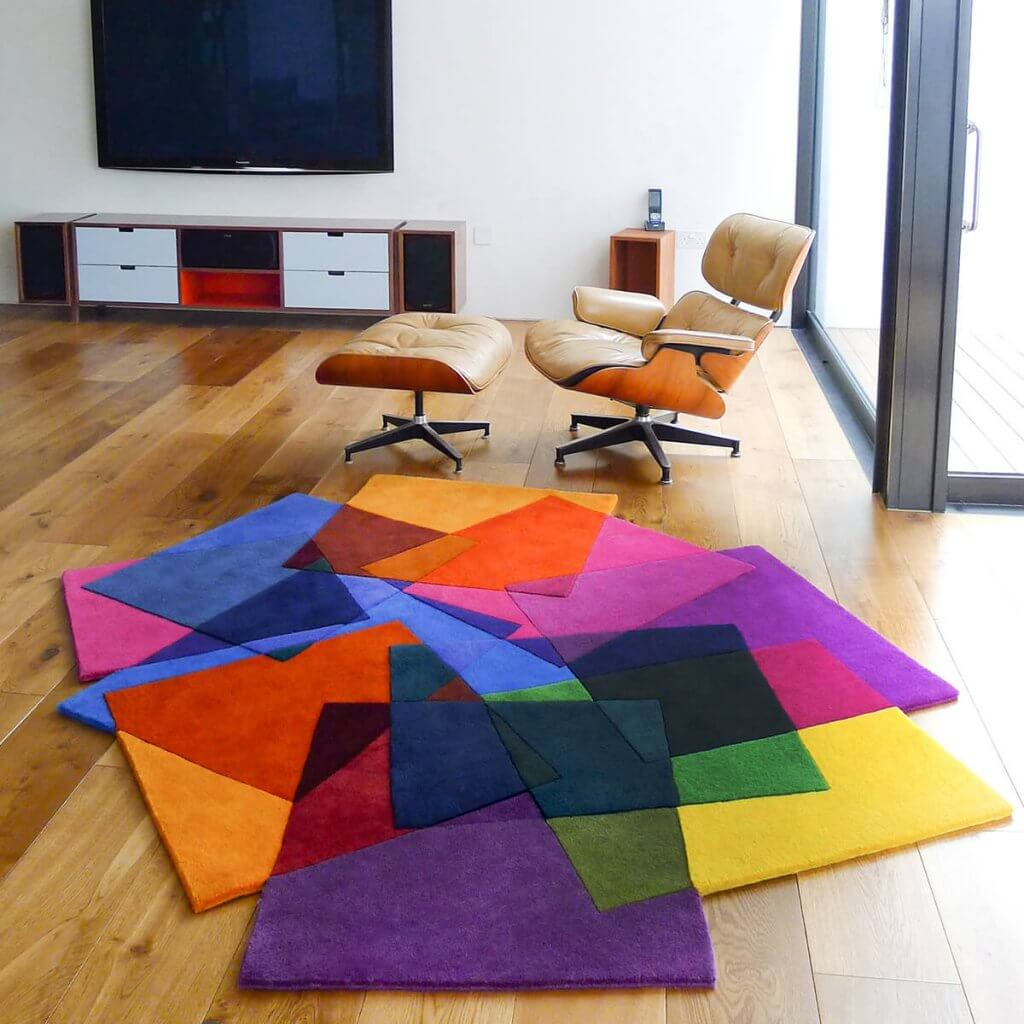 Contemporary Boutique Rugs - After Matisse Rug