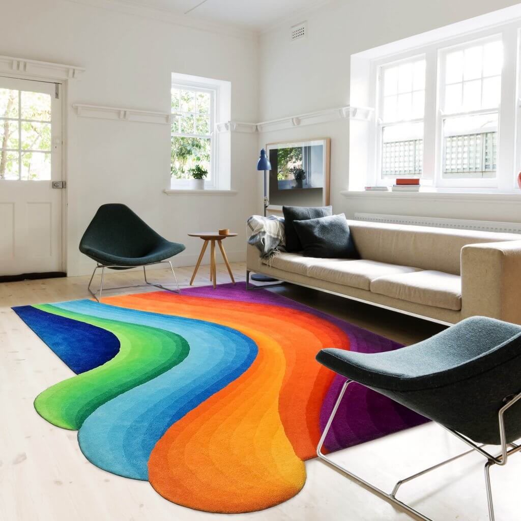 Luxury-Contemporary-Rug-The-Wave