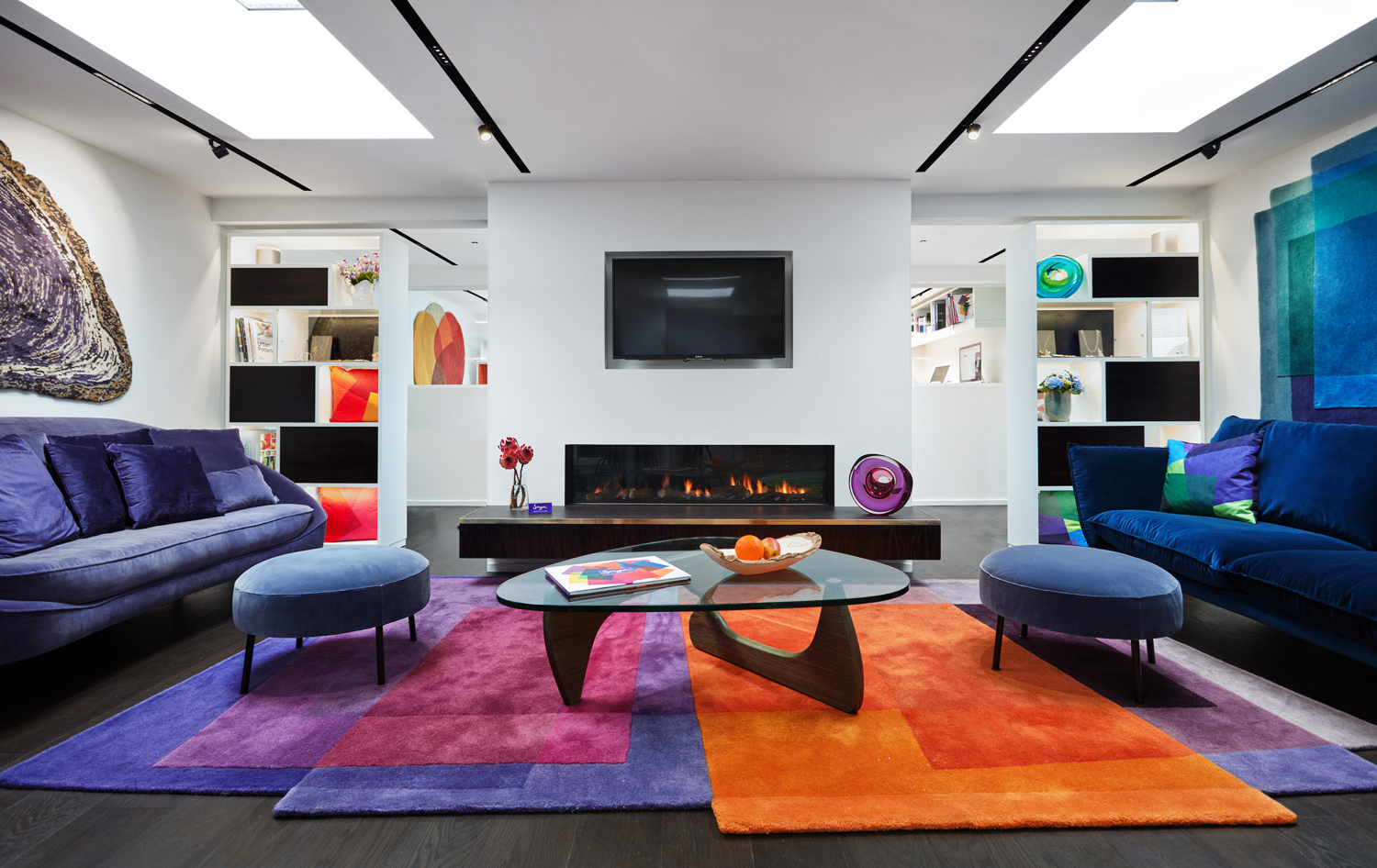 Sonya Winner Rugs Showroom London