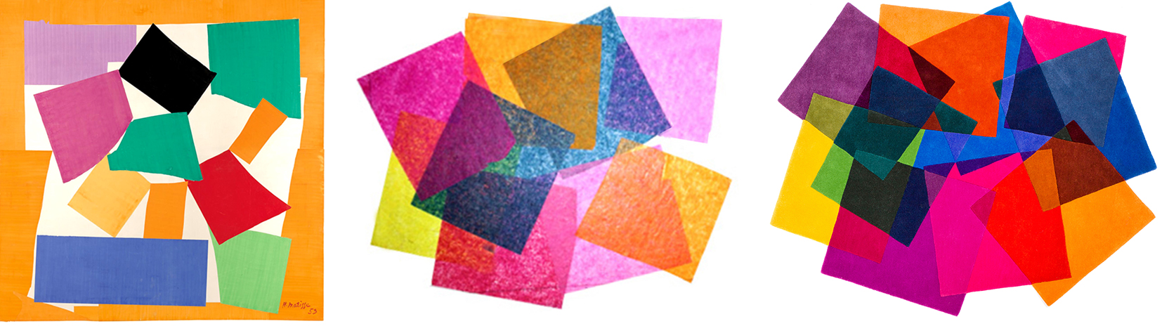 Art Inspired Rugs - After Matisse